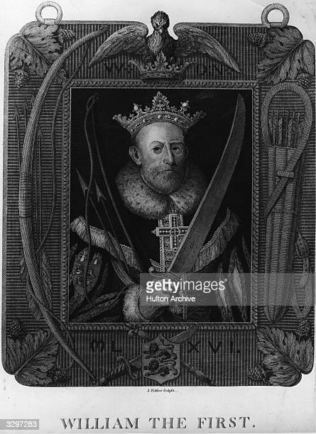 William I the Conqueror , King of England from 1066 when he beat Harold II at Hastings and was crowned at Westminster Abbey on Christmas Day....