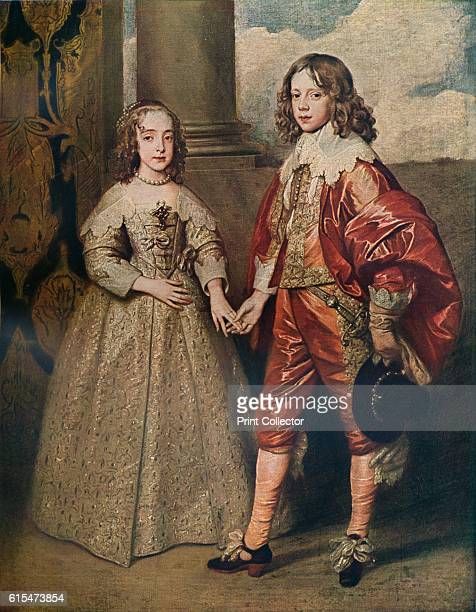 William II Prince of Orange and his Bride Mary Stuart' 1641 William II Prince of Orange reigned over the United Provinces of the Netherlands from...