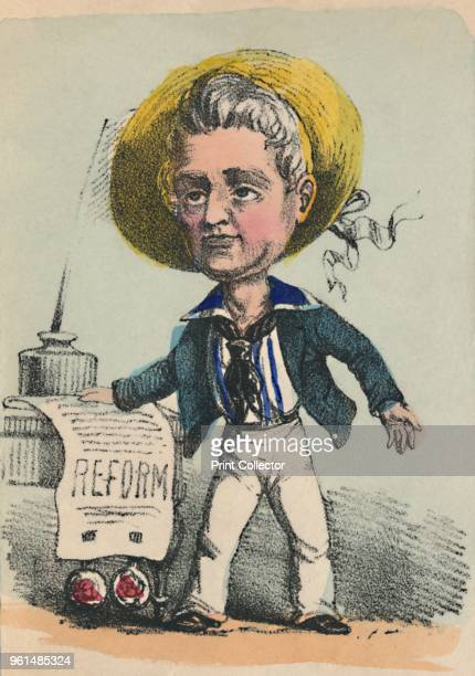 William IV', 1856. From Alfred Crowquill's Comic History of the Kings and Queens of England - From William the Conqueror to the Present Time. [Read &...