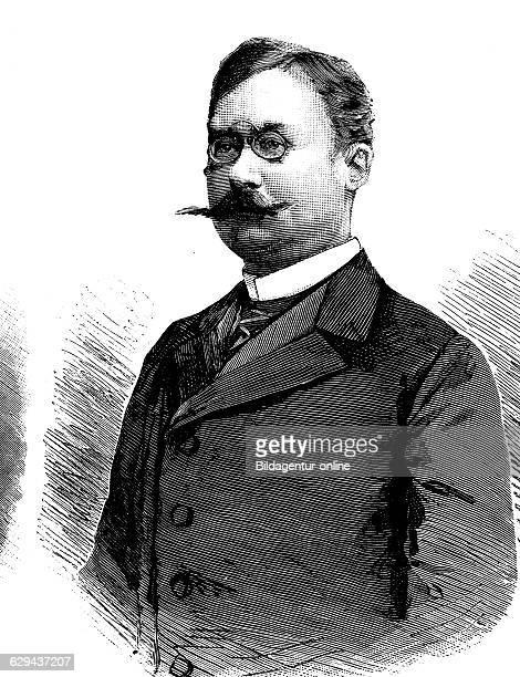 William iv grand duke of luxembourg 1852 1912 historical illustration circa 1893