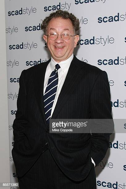 William Ivey Long attends the Savannah College of Art and Design's annual Style Etoile Awards Gala at James Cohan Gallery on March 23, 2009 in New...