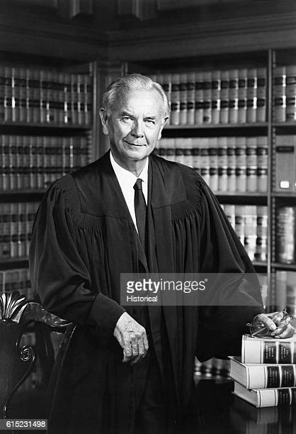 William J. Brennan served on the United States Supreme Court from 1956-1990.