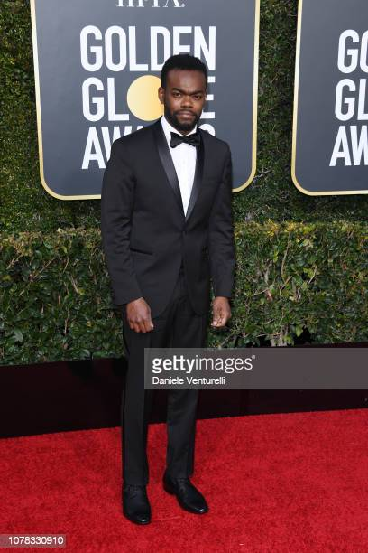 William Jackson Harper attends the 76th Annual Golden Globe Awards at The Beverly Hilton Hotel on January 6, 2019 in Beverly Hills, California.