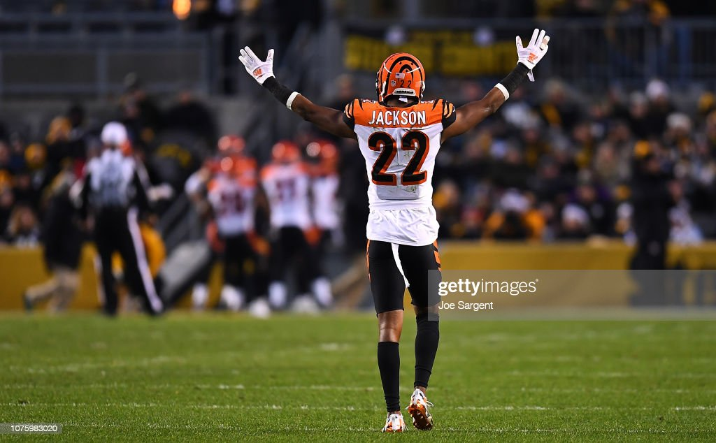 Cincinnati Bengals v Pittsburgh Steelers : News Photo