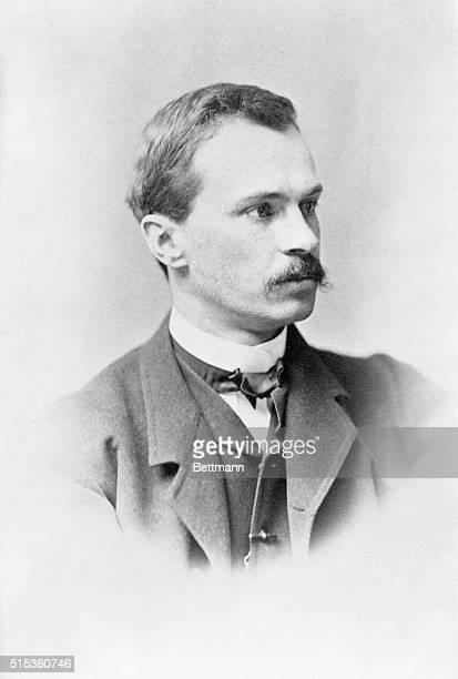 William James American philosopher Photo 1868 Harvard University