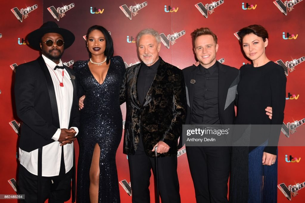 The Voice UK 2018 Launch Photocall : News Photo