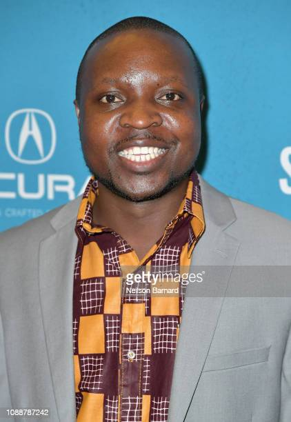 William Kamkwamba attends Salt Lake Opening Night Screening Of The Boy Who Harnessed The Wind Presented By Zions Bank during 2019 Sundance Film...