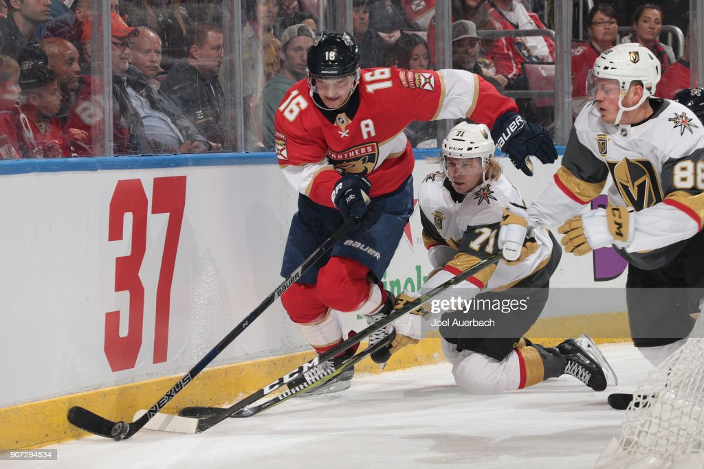 Vegas Golden Knights v Florida Panthers