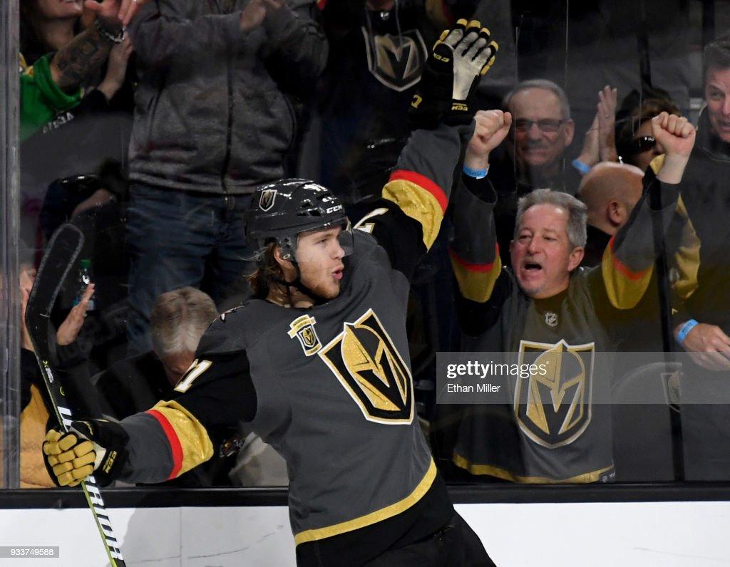 Calgary Flames v Vegas Golden Knights