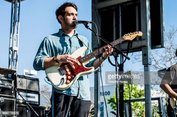 William Keegan of together PANGEA performs during When We Were Young Festival 2017 at The Observatory on April 9 2017 in Santa Ana California