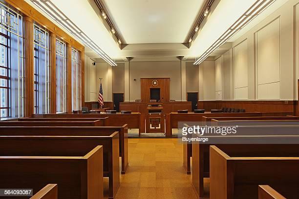 William Kenzo Nakamura US Courthouse Seattle Washington