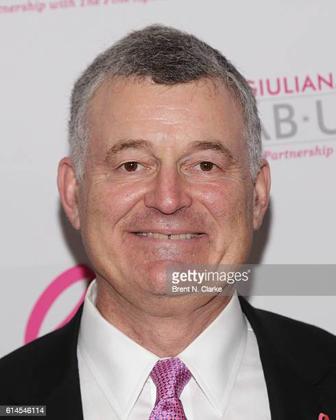 William Lauder attends The Pink Agenda's 2016 Gala held at Three Sixty on October 13 2016 in New York City