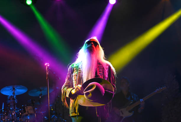 TN: The Oak Ridge Boys Perform During Gaylord Opryland's 'Christmas In Tennessee Dinner Show'