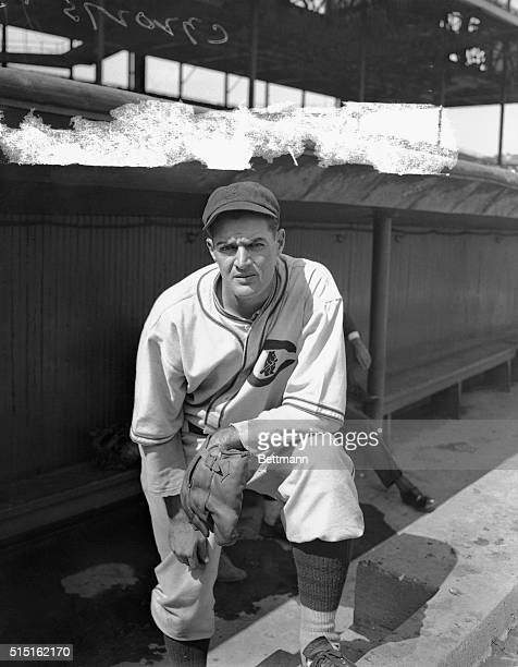 William Lee, pitcher of the Chicago Cubs, probable pennant winners of the National League.