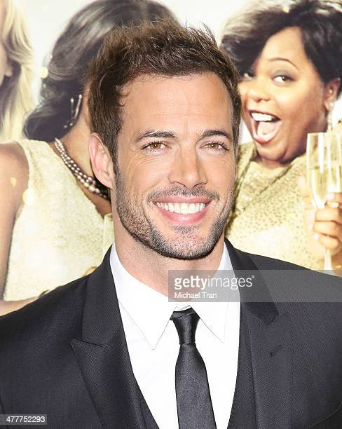William Levy arrives at the Los Angeles premiere of Tyler Perry's The Single Moms Club held at ArcLight Cinemas Cinerama Dome on March 10 2014 in...