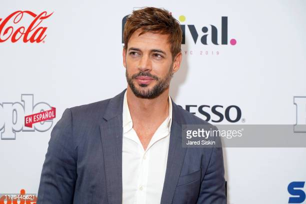 William Levy attends People en Español 6th Annual Festival to Celebrate Hispanic Heritage Month Day 2 on October 06 2019 in New York City