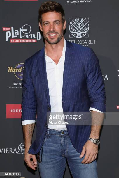 William Levy attends some interviews before the 6th Platino Awards on May 11 2019 in Playa del Carmen Mexico
