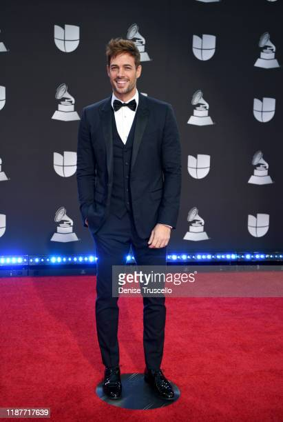 William Levy attends the 20th annual Latin GRAMMY Awards at MGM Grand Garden Arena on November 14 2019 in Las Vegas Nevada