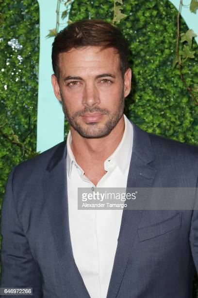 William Levy is seen at the Elizabeth Gutierrez ELY Skin Care Line launch event at the SLS Brickell on March 1 2017 in Miami Florida