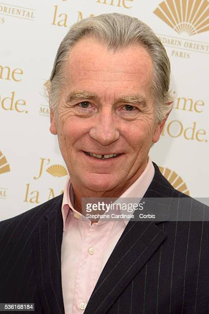 William Leymergie attends the 'J'aime La Mode' Party at Mandarin Oriental on September 28 2015 in Paris France