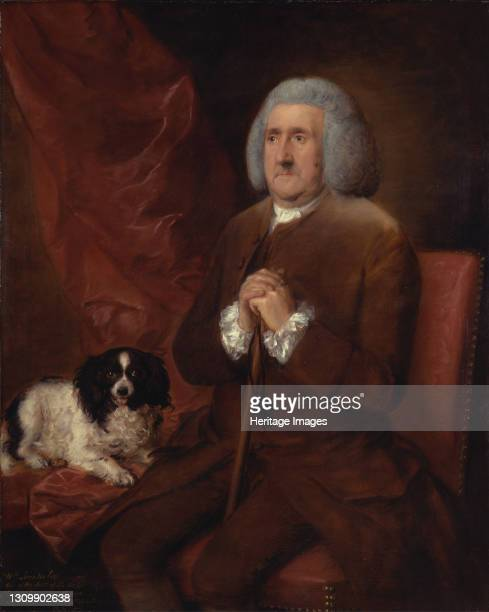 William Lowndes, Auditor of His Majesty's Court of Exchequer; William Lowndes-Stone, 1771. Artist Thomas Gainsborough. .