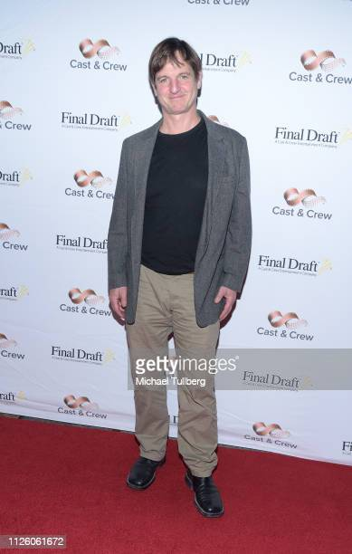 William Mapother attends the 14th annual Final Draft Awards at Paramount Theatre on January 29 2019 in Hollywood California