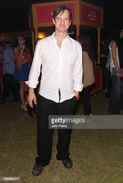William Mapother attends the concert at Los Cabos Marina during the Baja International Film Festival on November 16 2012 in Cabo San Lucas Mexico