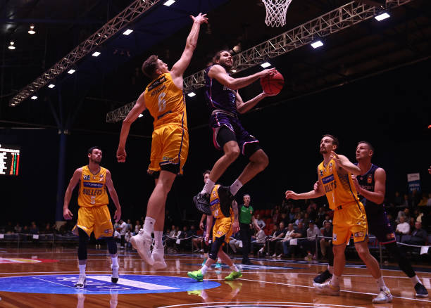 AUS: NBL Rd 14 - New Zealand v Brisbane