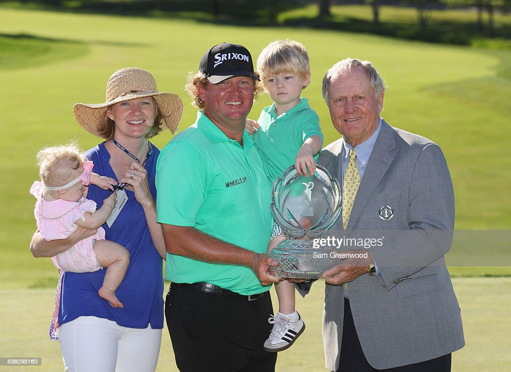 The Memorial Tournament Presented By Nationwide - Final Round : News Photo