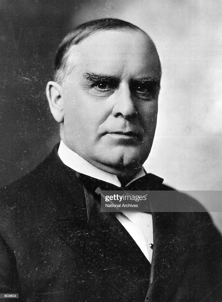 William McKinley... : News Photo