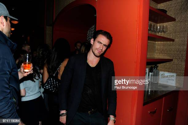 William McLarnon attends MarVista Entertainment And Parkside Pictures With The Cinema Society Host The After Party For 'The Year Of Spectacular Men'...