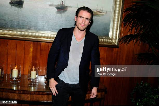 William McLarnon attends The Cinema Society With Synchrony And Avion Host The After Party For Marvel Studios' 'AntMan And The Wasp' at The Water Club...