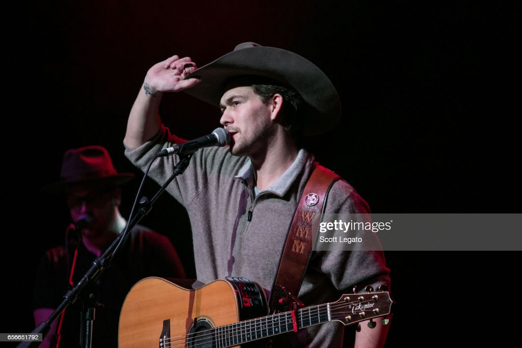 William Michael Morgan performs at The Fillmore Detroit on March 22, 2017 in Detroit, Michigan.