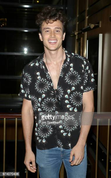 William Moncada attends the screening after party for 'The Year Of Spectacular Men' hosted by MarVista Entertainment and Parkside Pictures with The...