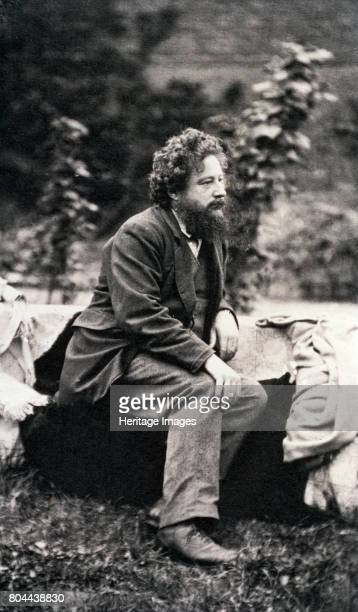 William Morris English artist and designer 19th century Morris was one of the principal founders of the British Arts and Crafts movement Artist...
