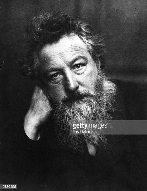 William Morris English designer poet and socialist