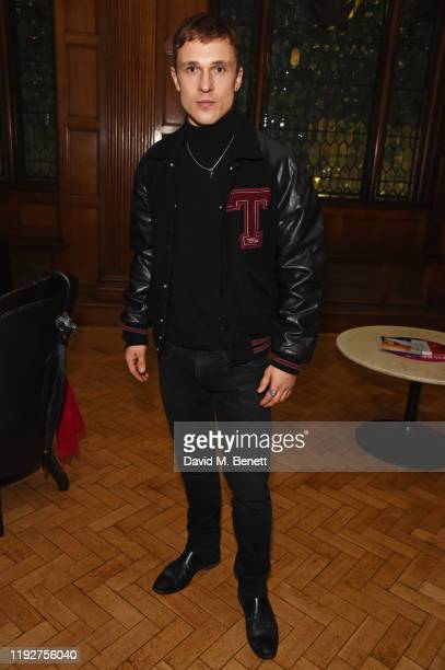 William Moseley attends the Gold Movie Awards 2020 at the Regent Street Cinema on January 9, 2020 in London, England.