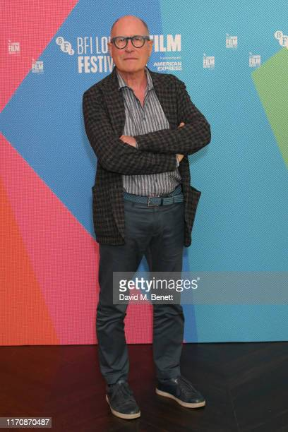 William Nicholson attends the 63rd BFI London Film Festival programme launch at the Odeon Luxe Leicester Square on August 29 2019 in London England