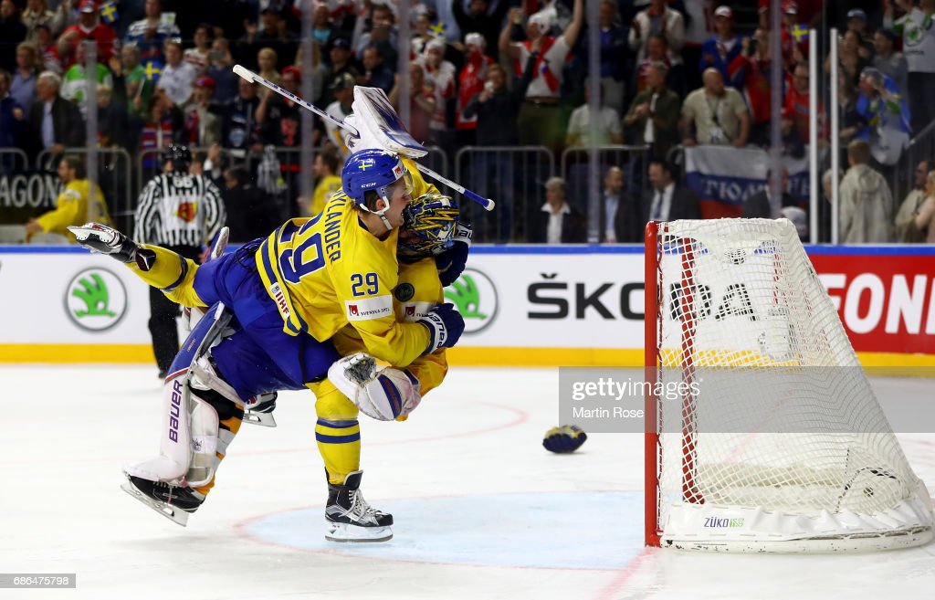 Canada v Sweden - 2017 IIHF Ice Hockey World Championship - Gold Medal game