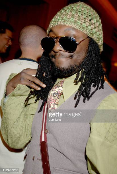 Will.i.am of Black Eyed Peas during Force of Nature Concert for Tsunami Aid - Press Conference - March 17, 2005 at Mandarin Oriental Hotel in Kuala...