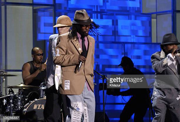 WillIAm of Black Eyed Peas during Spike TV Presents the 2003 GQ Men of the Year Awards Show at The Regent Wall Street in New York City New York...