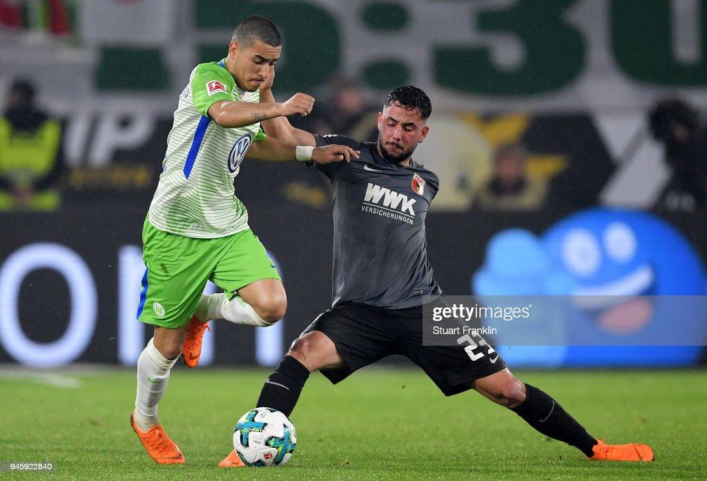 VfL Wolfsburg v FC Augsburg - Bundesliga : News Photo