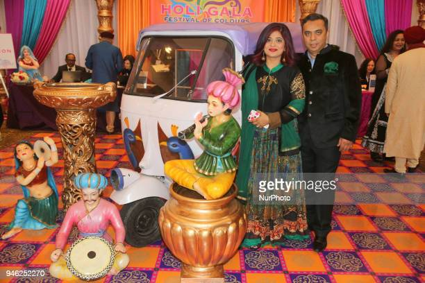 William Osler Health Foundation's Holi Gala Event held on April 7 2018 in Mississauga Ontario Canada The Holi Gala raised over $10000000 thanks to...