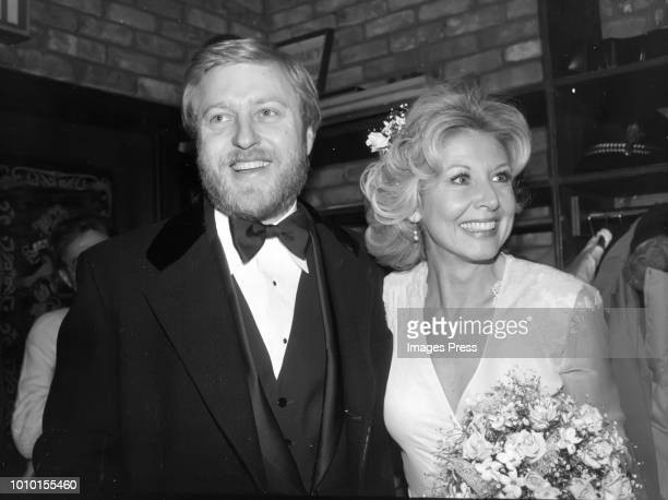 William Parker and Michael Learned circa 1979 in New York City
