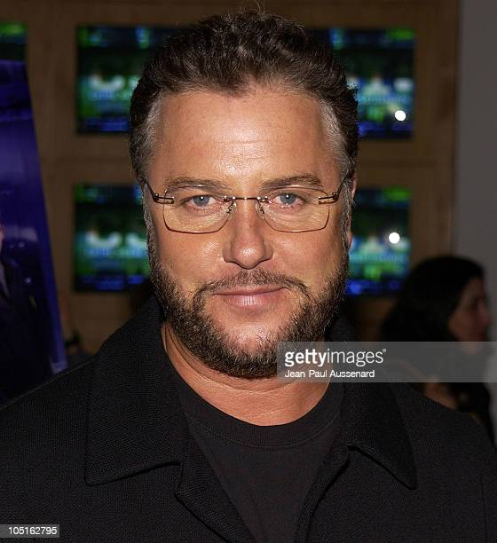 William Petersen during 'CSI Crime Scene Investigation' Fourth Season Premiere Screening at Museum of Television and Radio in Beverly Hills...