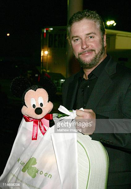 William Petersen ** EXCLUSIVE ** during 32nd Annual People's Choice Awards Backstage at The Shrine in Los Angeles California United States