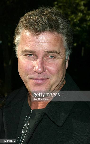 William Petersen from 'CSI' during CBS Television 20022003 Upfront Party at Tavern On the Green in New York City New York United States