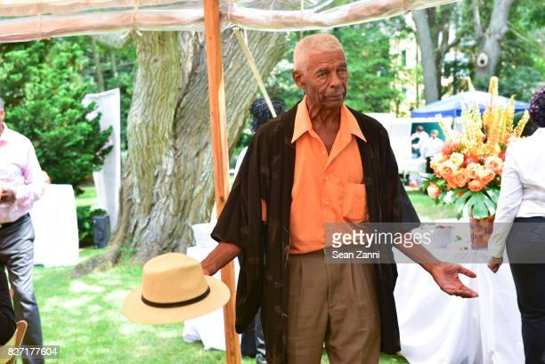 William Pickens III attends UNCF VIP Brunch hosted by Cochairs Jean Shafiroff William Pickens III and Paula Taylor at Private Residence on August 6...