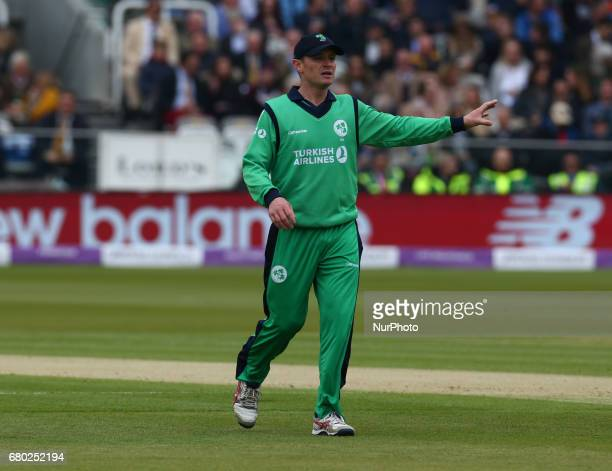 William Porterfield of Ireland during Royal London OneDay Series match between England and Ireland at The Lord's y Ground London on Mayl 7 2017 in...