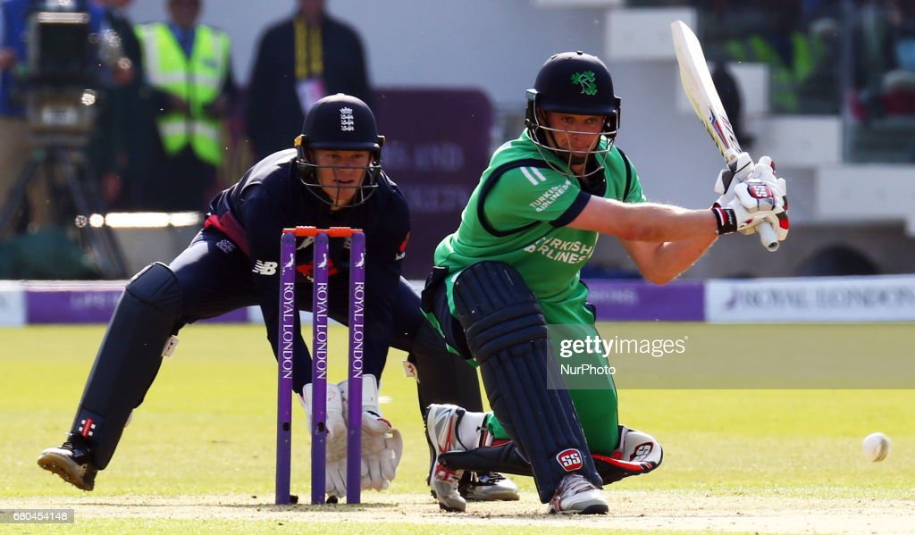 England v Ireland - Cricket : News Photo